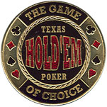 Poker Guard Texas Hold'em Design 2