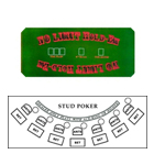 Poker Table Layouts (Felts)