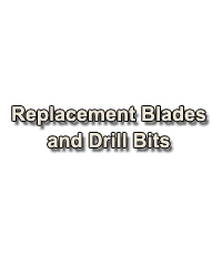 Playing Card Cutter and Drill Replacement Blades
