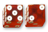 Ring Eye Casino Dice