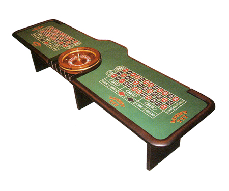 At home roulette table borderlands 2 slots - Table tv a roulettes ...