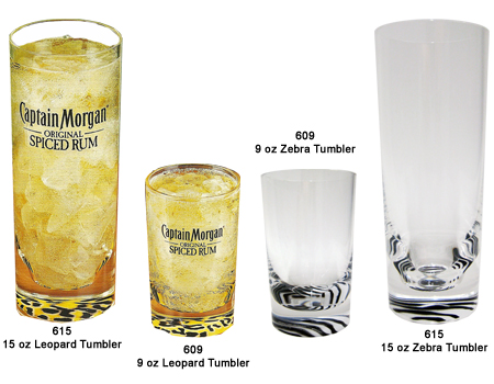 Custom Imprinted Safari Tumblers