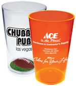 Sports Pints and Cups