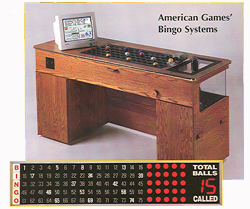 The Stealth Bingo Console System