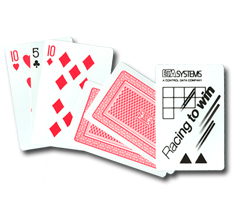 Three Card Monte Magic Trick