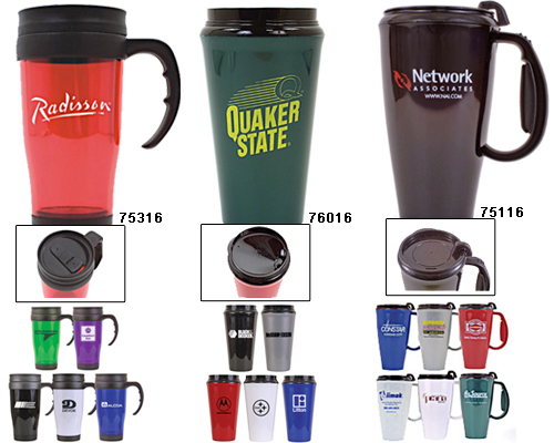 Travel Tumblers Custom Printed