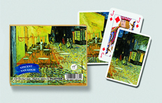 Van Gogh Cafe Playing Cards