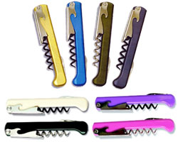 Custom Printed Waiters Corkscrews