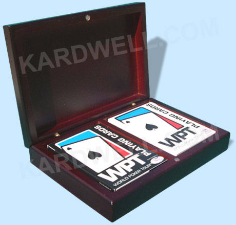 World Poker Tour Box SetPlaying Cards