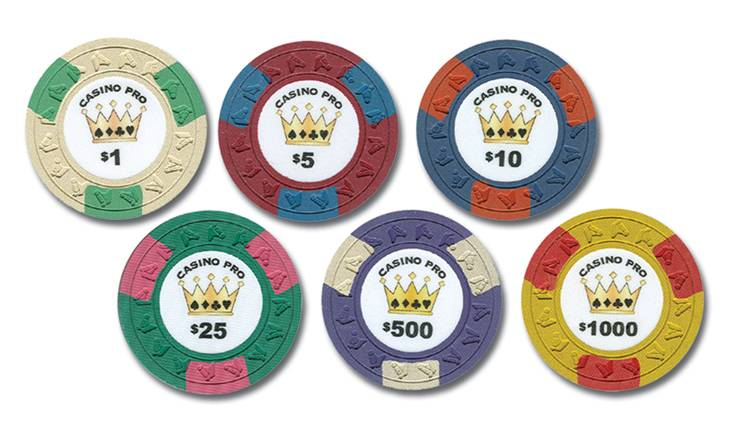 How are casino poker chips made legalize online poker usa