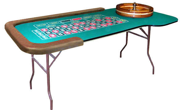 Roulette Supplies Layouts Wheels Tables and Many Other Roulette