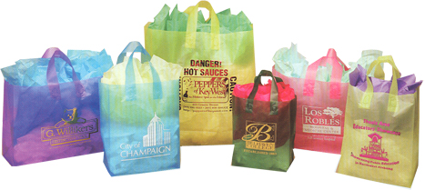 Frosted Bags: Our Plastic, Custom Frosted Bags are Great for ...