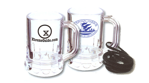 a9e6cb05371 Miniature Beer Mugs  Custom-Imprinted Plastic Acrylic Mini Mugs with ...