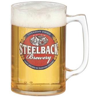 custom plastic beer mugs pint size customized styrene beer mugs
