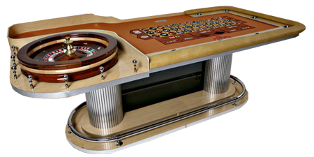 High Roller Table